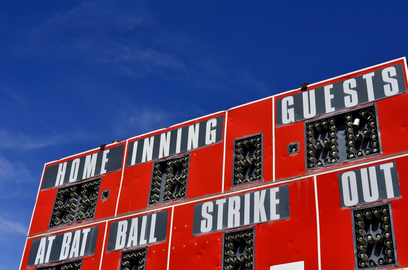 Thinking Outside the Strike Zone: Actuarial Science