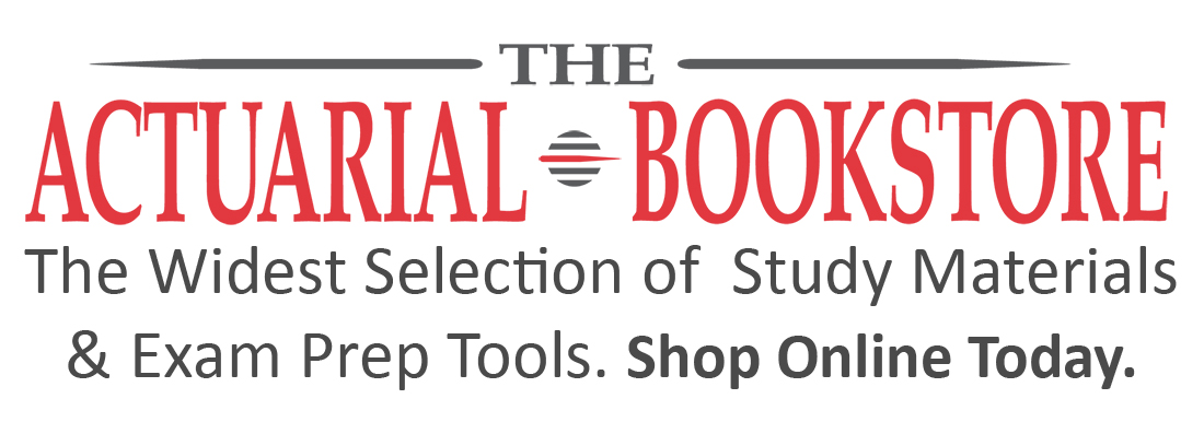 The Actuarial Bookstore - Shop Online